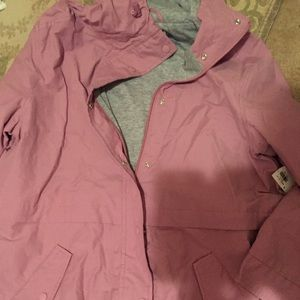 New Old Navy Women's Hooded Anorak Jacket Size M